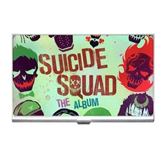 Panic! At The Disco Suicide Squad The Album Business Card Holders by Onesevenart