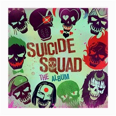 Panic! At The Disco Suicide Squad The Album Medium Glasses Cloth (2 Side) by Onesevenart