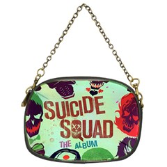 Panic! At The Disco Suicide Squad The Album Chain Purses (two Sides)  by Onesevenart