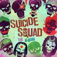 Panic! At The Disco Suicide Squad The Album Magic Photo Cubes by Onesevenart