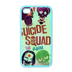 Panic! At The Disco Suicide Squad The Album Apple Iphone 4 Case (color) by Onesevenart