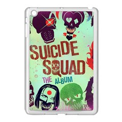 Panic! At The Disco Suicide Squad The Album Apple Ipad Mini Case (white) by Onesevenart
