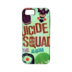 Panic! At The Disco Suicide Squad The Album Apple Iphone 5 Classic Hardshell Case (pc+silicone) by Onesevenart
