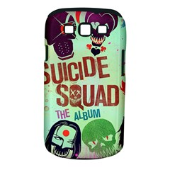 Panic! At The Disco Suicide Squad The Album Samsung Galaxy S Iii Classic Hardshell Case (pc+silicone) by Onesevenart