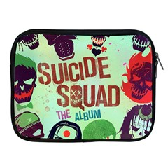 Panic! At The Disco Suicide Squad The Album Apple Ipad 2/3/4 Zipper Cases by Onesevenart
