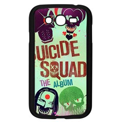 Panic! At The Disco Suicide Squad The Album Samsung Galaxy Grand Duos I9082 Case (black) by Onesevenart
