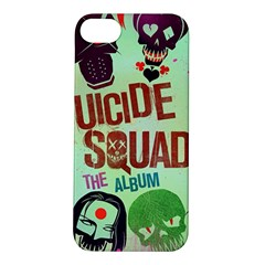 Panic! At The Disco Suicide Squad The Album Apple Iphone 5s/ Se Hardshell Case by Onesevenart
