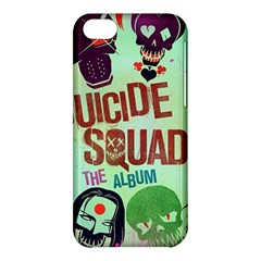 Panic! At The Disco Suicide Squad The Album Apple Iphone 5c Hardshell Case by Onesevenart