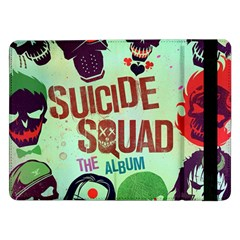 Panic! At The Disco Suicide Squad The Album Samsung Galaxy Tab Pro 12 2  Flip Case by Onesevenart