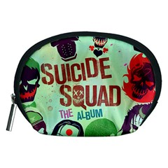 Panic! At The Disco Suicide Squad The Album Accessory Pouches (medium)  by Onesevenart