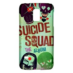 Panic! At The Disco Suicide Squad The Album Galaxy S5 Mini by Onesevenart