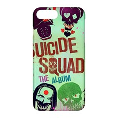 Panic! At The Disco Suicide Squad The Album Apple Iphone 7 Plus Hardshell Case by Onesevenart