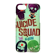 Panic! At The Disco Suicide Squad The Album Apple Iphone 7 Hardshell Case by Onesevenart