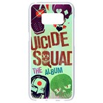 Panic! At The Disco Suicide Squad The Album Samsung Galaxy S8 White Seamless Case