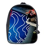 Panic! At The Disco Released Death Of A Bachelor School Bag (XL)