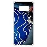 Panic! At The Disco Released Death Of A Bachelor Samsung Galaxy S8 White Seamless Case
