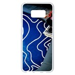 Panic! At The Disco Released Death Of A Bachelor Samsung Galaxy S8 Plus White Seamless Case