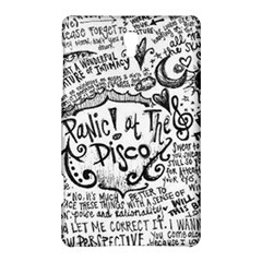 Panic! At The Disco Lyric Quotes Samsung Galaxy Tab S (8 4 ) Hardshell Case  by Onesevenart