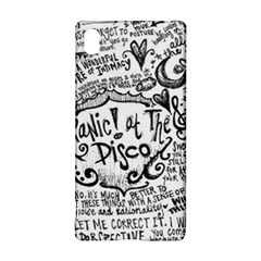 Panic! At The Disco Lyric Quotes Sony Xperia Z3+ by Onesevenart
