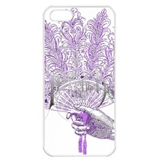 Panic At The Disco Apple Iphone 5 Seamless Case (white) by Onesevenart