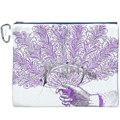 Panic At The Disco Canvas Cosmetic Bag (xxxl) by Onesevenart