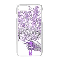 Panic At The Disco Apple Iphone 7 Plus White Seamless Case by Onesevenart