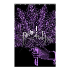 Panic At The Disco Shower Curtain 48  X 72  (small)  by Onesevenart