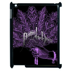 Panic At The Disco Apple Ipad 2 Case (black) by Onesevenart