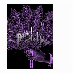 Panic At The Disco Small Garden Flag (two Sides) by Onesevenart