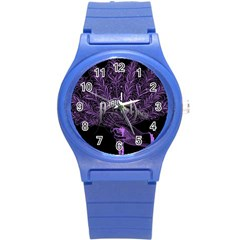 Panic At The Disco Round Plastic Sport Watch (s) by Onesevenart