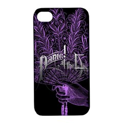Panic At The Disco Apple Iphone 4/4s Hardshell Case With Stand by Onesevenart