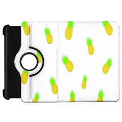 Cute Pineapple Fruite Yellow Green Kindle Fire Hd 7  by Mariart