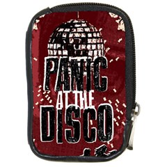 Panic At The Disco Poster Compact Camera Cases by Onesevenart