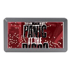 Panic At The Disco Poster Memory Card Reader (mini) by Onesevenart