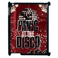 Panic At The Disco Poster Apple Ipad 2 Case (black) by Onesevenart