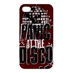 Panic At The Disco Poster Apple Iphone 4/4s Premium Hardshell Case by Onesevenart