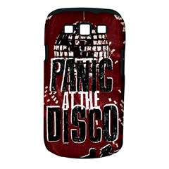 Panic At The Disco Poster Samsung Galaxy S Iii Classic Hardshell Case (pc+silicone) by Onesevenart