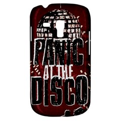 Panic At The Disco Poster Galaxy S3 Mini by Onesevenart