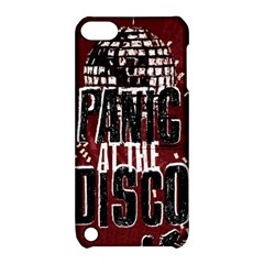 Panic At The Disco Poster Apple Ipod Touch 5 Hardshell Case With Stand by Onesevenart