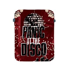 Panic At The Disco Poster Apple Ipad 2/3/4 Protective Soft Cases by Onesevenart
