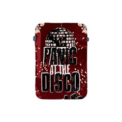 Panic At The Disco Poster Apple Ipad Mini Protective Soft Cases by Onesevenart