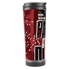 Panic At The Disco Poster Travel Tumbler by Onesevenart