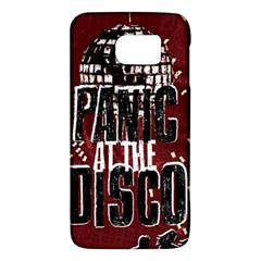 Panic At The Disco Poster Galaxy S6 by Onesevenart