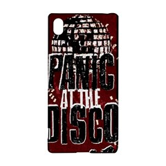 Panic At The Disco Poster Sony Xperia Z3+ by Onesevenart