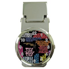 Panic At The Disco Northern Downpour Lyrics Metrolyrics Money Clip Watches by Onesevenart