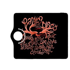Panic At The Disco   Lying Is The Most Fun A Girl Have Without Taking Her Clothes Kindle Fire Hdx 8 9  Flip 360 Case by Onesevenart