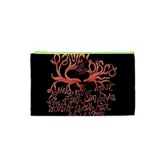 Panic At The Disco   Lying Is The Most Fun A Girl Have Without Taking Her Clothes Cosmetic Bag (xs) by Onesevenart