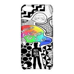 Panic ! At The Disco Apple Ipod Touch 5 Hardshell Case With Stand by Onesevenart
