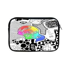 Panic ! At The Disco Apple Ipad Mini Zipper Cases by Onesevenart