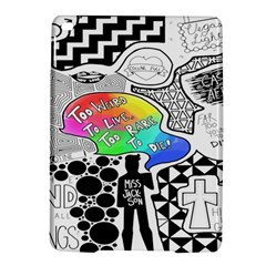 Panic ! At The Disco Ipad Air 2 Hardshell Cases by Onesevenart